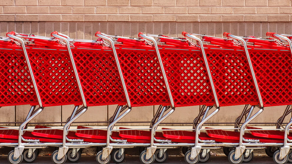 Close-Up-Of-Shopping-Carts