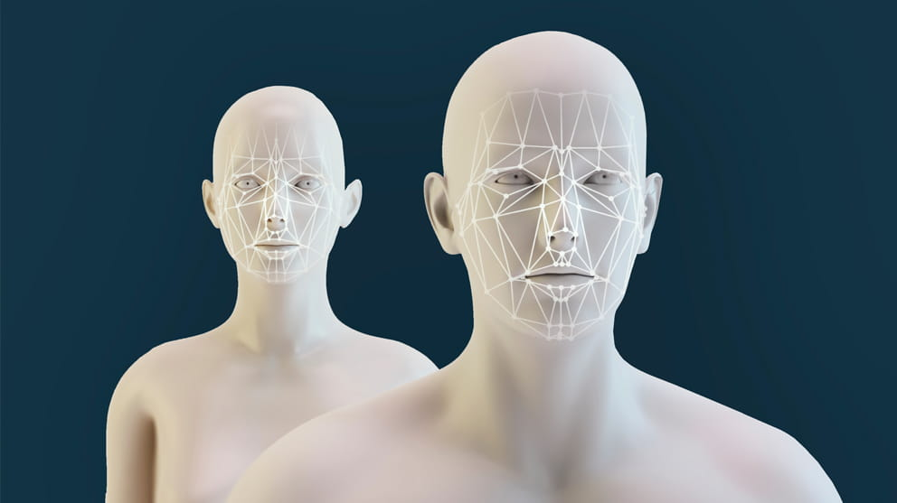 Androids and facial mapping