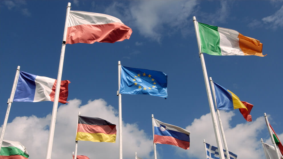 _European Flags