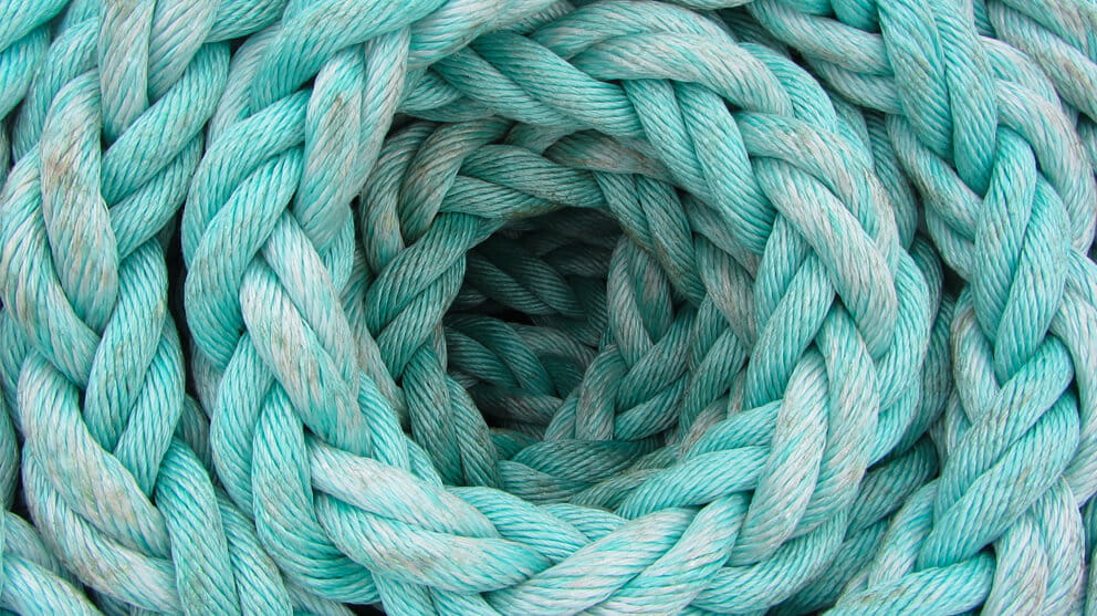 blue-rope