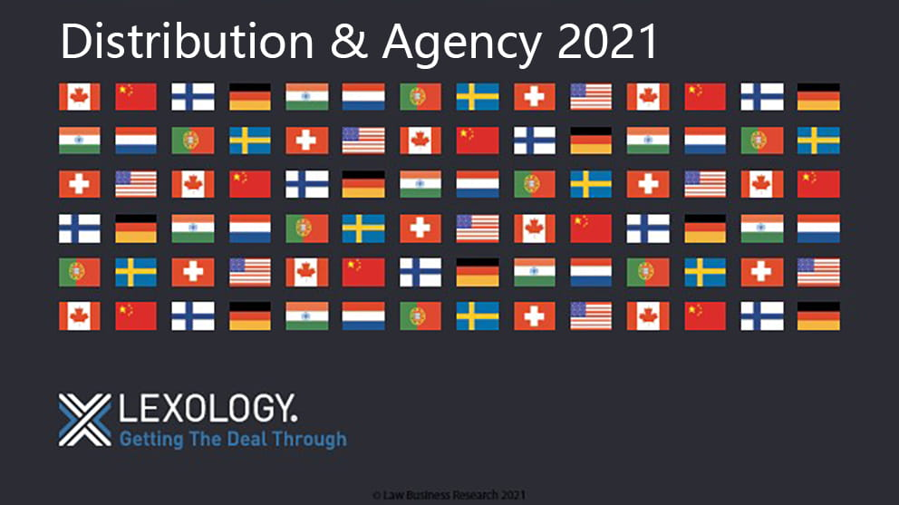Distribution & Agency 2021