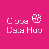 Global data hub logo